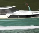 flowerland,motorjacht,motorboot