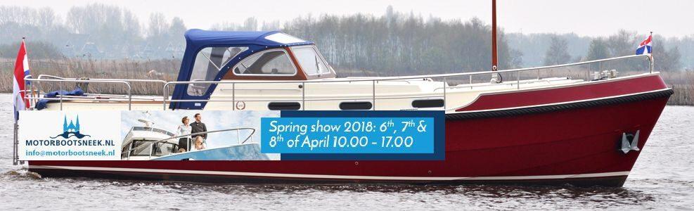Motorboot Sneek Keikes jachtbouw